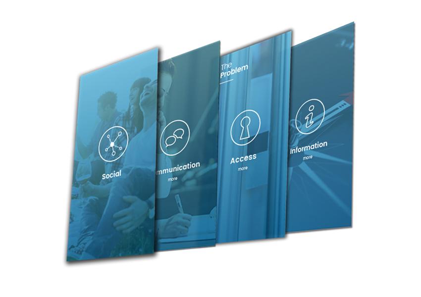localink property website design Foundry Digital