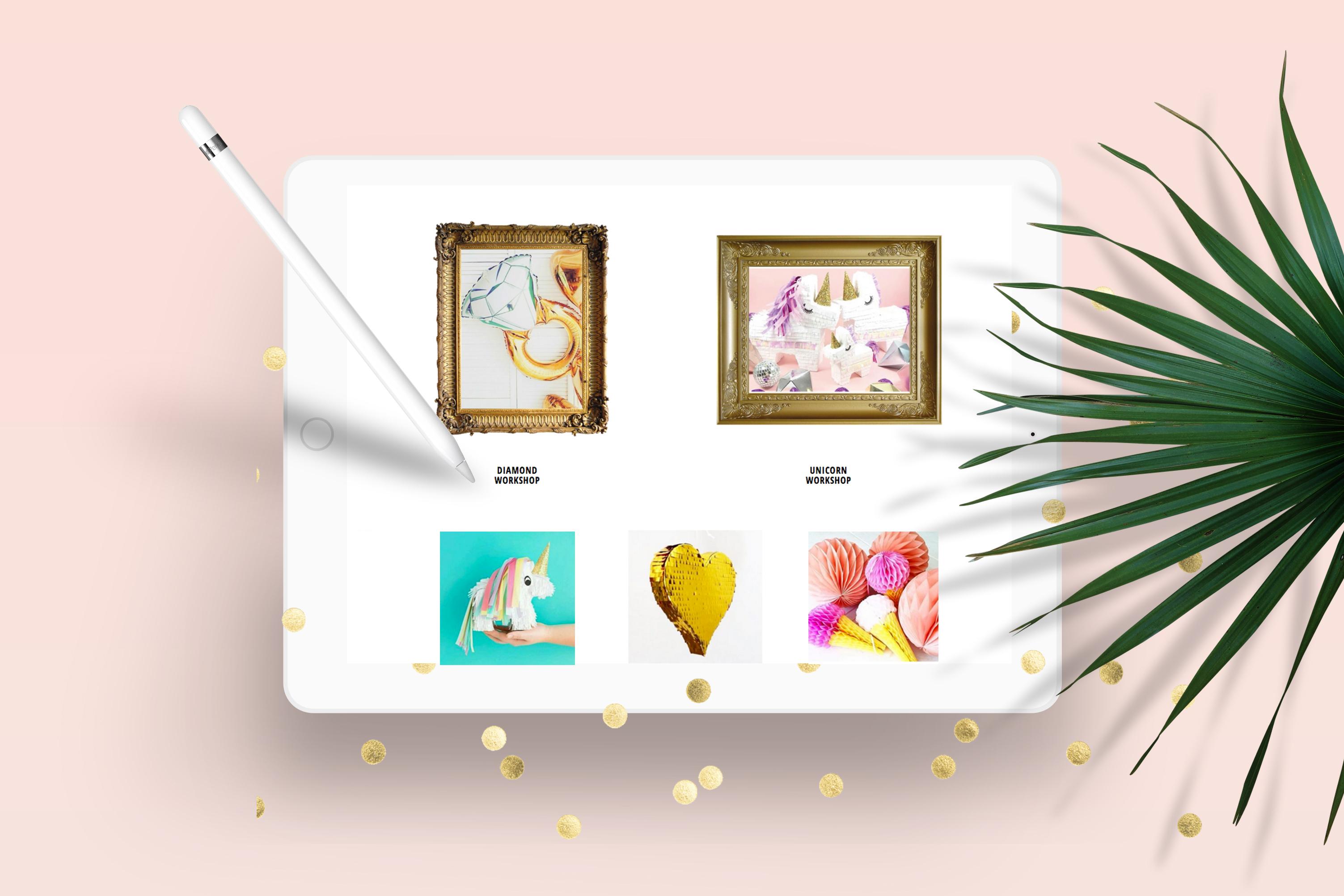 pinata pinata party website