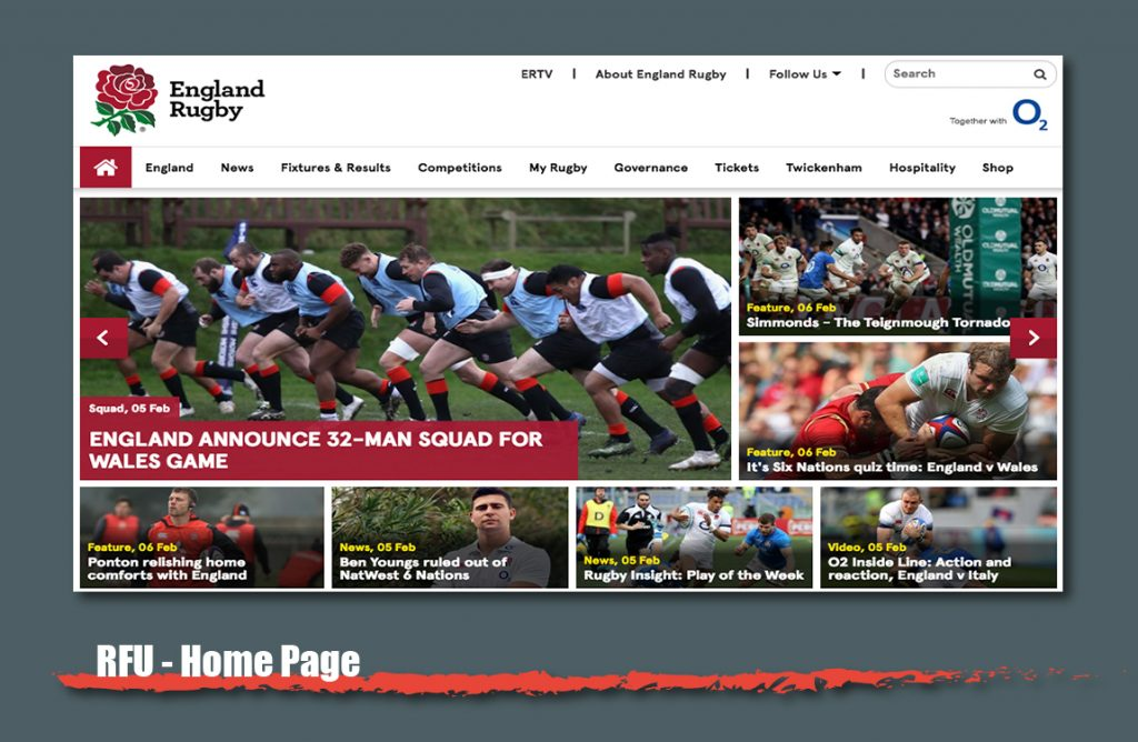 england rugby website