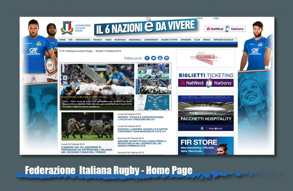 italy rfu website