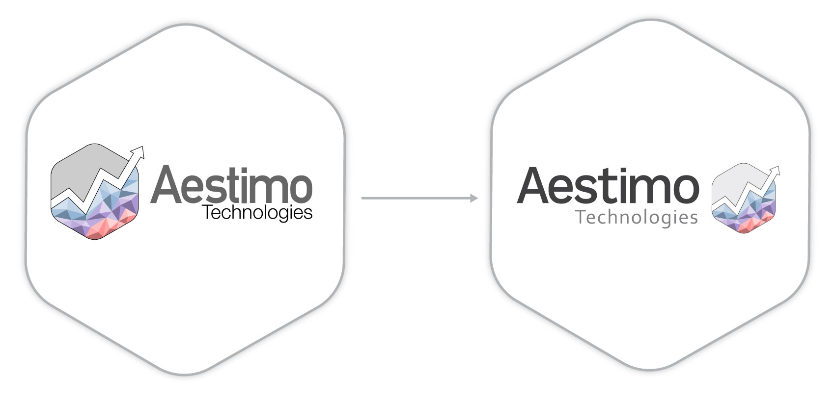 aestimo logo update