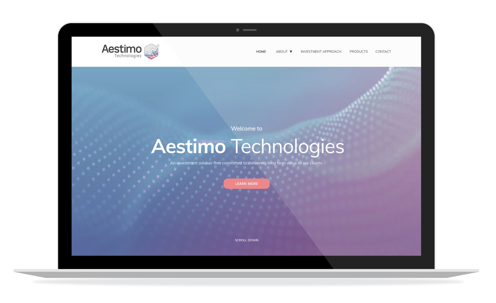 aestimo home page