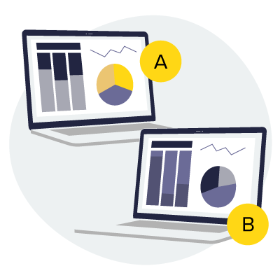 conversion rate optimisation graph