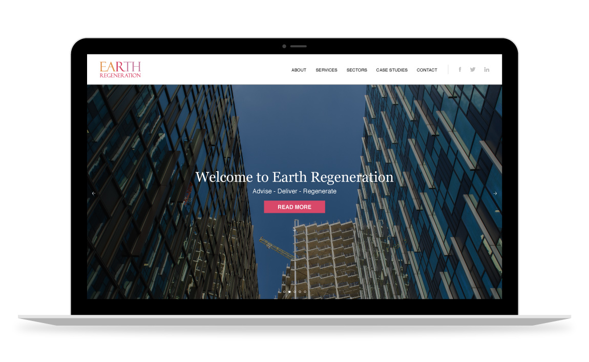 earth regeneration