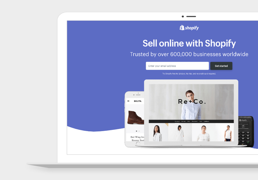 shopify feature